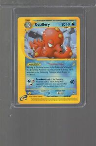 NM JAPANESE POKEMON CARD AQUAPOLIS OCTILLERY 039//087 RARE E3