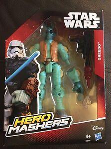 Star Wars Hero Mashers Greedo - Nelson, United Kingdom - Star Wars Hero Mashers Greedo - Nelson, United Kingdom