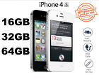 Apple iPhone 4S 16GB 32GB 64GB 2 COLORS 100% Unlocked FROM MELBOURNE MR