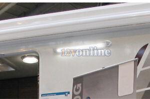 11w 12v led awning light rv caravan trailer porch undercabinet