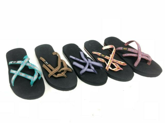 Teva Women's Olowahu Flip Flops Sandals