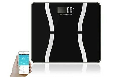 Bluetooth Digital Body Weight Scale