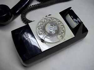 GTE Starlite automatic electric wall telephone for parts