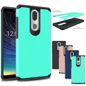 For-Coolpad-Legacy-Alchemy-Tough-Armor-Shockproof-Case-Slim-Cover