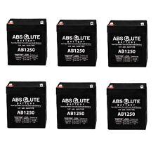 This is an AJC Brand Replacement Liebert UpStation GXT1800RT-208 GXT2700RT-208 12V 7Ah UPS Battery