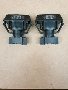 FORD-ESCORT-MK3-SERIES-ONE-RS-TURBO-NEW-REAR-NUMBER-PLATE-LAMP-SET