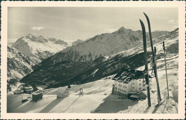 Ansichtskarte Berghotel Skidorf Hochsölden Oetztal   (Nr.919)