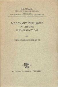 Strohschneider-Romantische-Ironie-in-Theorie-und-Gestaltung-1960