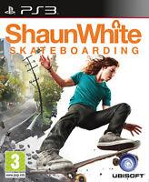 Shaun White Skateboarding Ps3 Playstation 3 It Import Ubisoft
