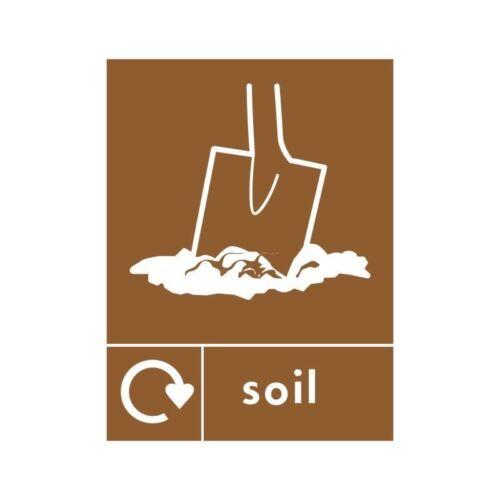 REB-11 Soil Recycling Sign