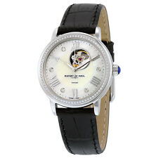 8c373a28f item 8 RAYMOND WEIL Maestro 81 Diamond Ladies Watch 2627-SLS-00965 - RRP  £2175 - NEW -RAYMOND WEIL Maestro 81 Diamond Ladies Watch 2627-SLS-00965 -  RRP ...
