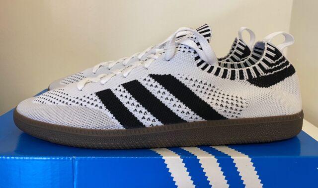 adidas Samba FB SNEAKERS Black White
