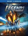 Dc's Legends of Tomorrow The Complete First Season Region 1 Blu-ray