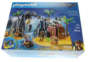 Playmobil-6679-Piraten-Schatzinsel-Spielspass-NEU