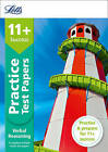 11+ Verbal Reasoning Practice Test Papers - Multiple-Choice: for the GL Assessment Tests (Letts 11+ Success) by Alison Primrose, Letts 11+ (Paperback, 2015)