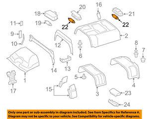 Image Is Loading Mercedes Oem 10 16 Sprinter 2500 Interior Roof