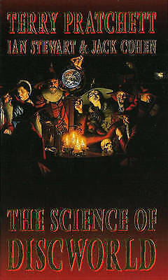 1 of 1 - The Science of Discworld by Jack S. Cohen, Ian Stewart, Terry Pratchett...