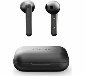 URBANISTA Stockholm Wireless Bluetooth Earphones - Titanium - Currys