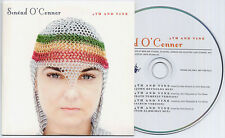 SINEAD O'CONNOR 4th And Vine 2012 UK 4-track promo CD Kate Tempest
