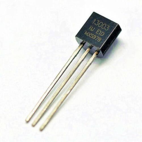 usa ship 50pcs mje13003 13003 to-92 transistors