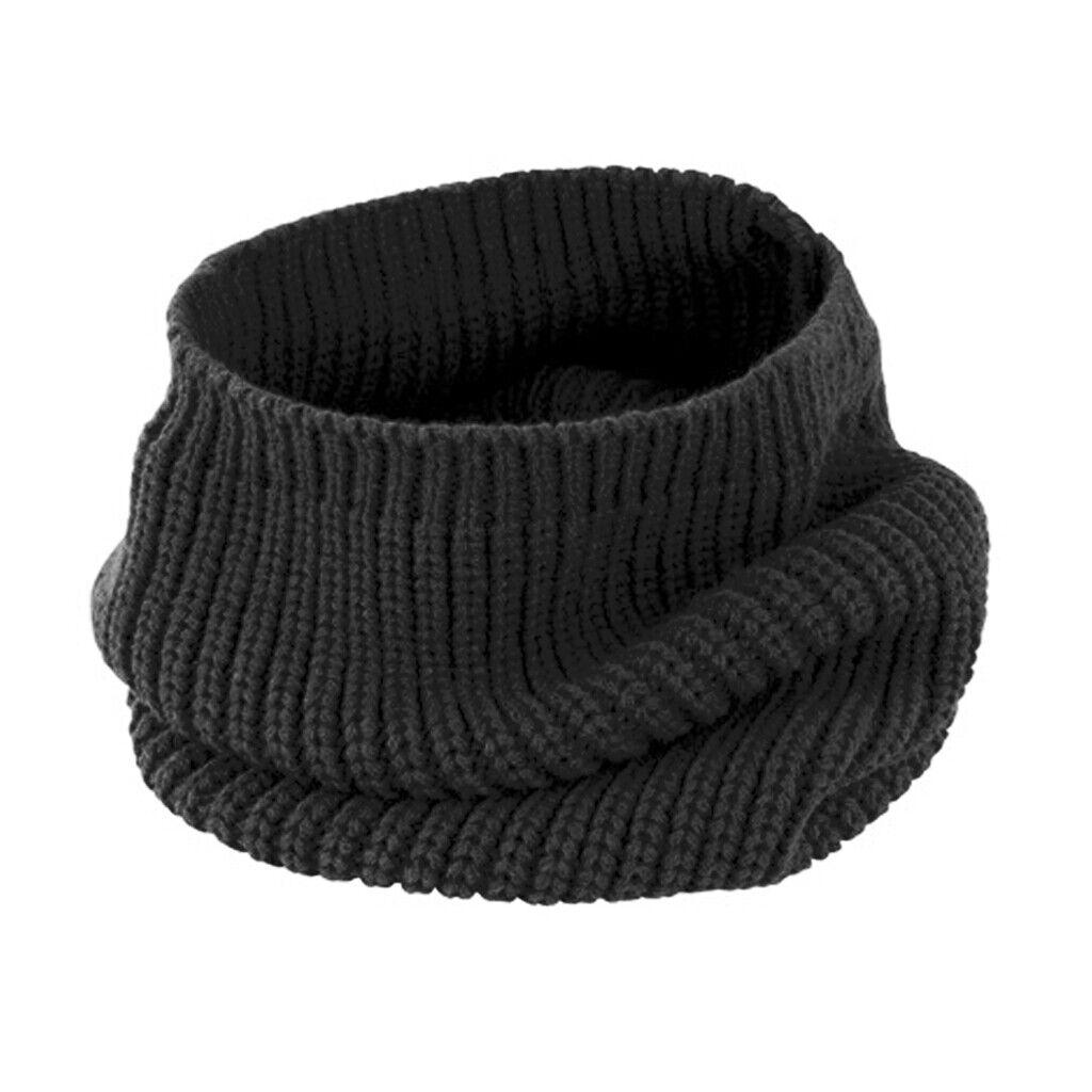 Bufanda REDONDA kapuzenschal multifunción capucha kopfwärmer cuerda elástica loop