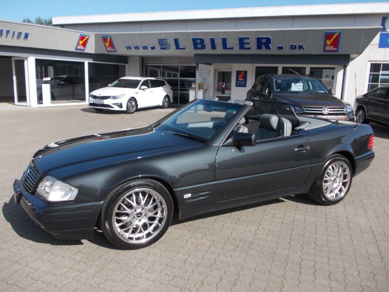 Mercedes 300 SL 3,0 24V aut. 2d