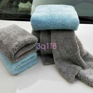 40cmx40cm-Microfiber-Super-Thick-Plush-Car-Cleaning-Drying-Cloths-Towel-Polish