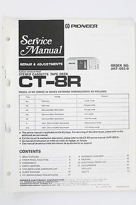 K1200lt Tape Deck Wiring Diagram : pioneer ct 8r cassette deck service manual wiring diagram ~ A.2002-acura-tl-radio.info Haus und Dekorationen