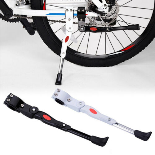 Practical MTB Road Bike Bicycle Support Side Stand Foot Kickstand Parking Rack