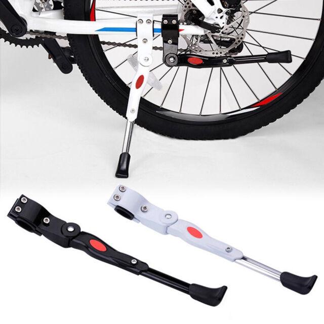 Bike Kickstand MTB Road Mountain Side Bicycle Kick Stand Adjustable Metal Kids