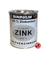 750g Flüssig Zink galvanische Kaltverzinkung Zinkanteil 95% grundieren verzinken