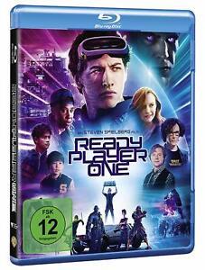 Ready-Player-One-Blu-ray-NEU-OVP-von-Steven-Spielberg-mit-Olivia-Cooke-Tye-Sh