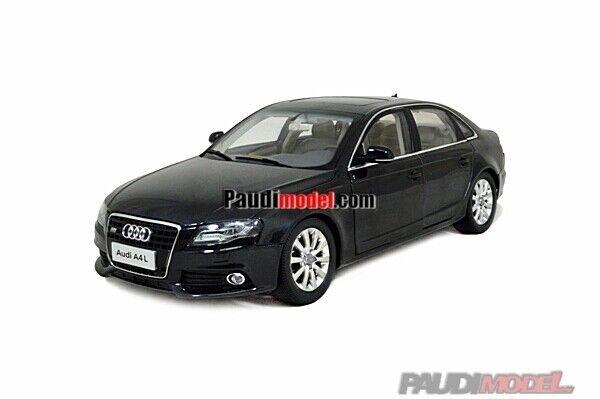 Paudi Audi A4 L 2011 black 1 18