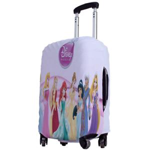 """25/"""" y64 w2015 Disney Princesses Luggage Protector Suitcase Cover 22/'/'"""