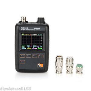 HF-Vector-Impedance-Antenna-Analyzer-KVE60C-For-Walkie-Talkie-Antenna-Testing-Ha