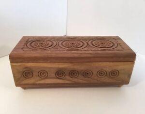 Trinket Box Memory Box Jewelry Box Starburst Stash Box