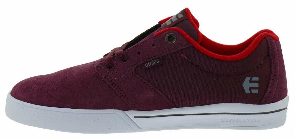 104526-1593 Etnies Jameson E-lite Sneaker Bordeaux Eur 42