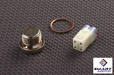 Oxygen lambda o2 sensor eliminator Complete kit Kawasaki er ER-6f 2006-2016