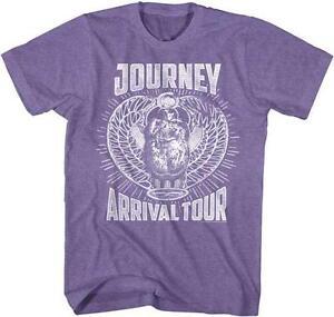 ARRIVAL TOUR Journey Classic Rock Band Licensed Concert Tour ADULT T-Shirt