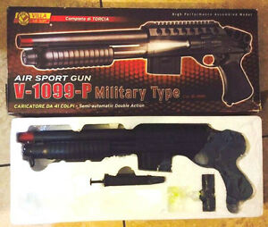 air soft: air sport gun v-1099-p military type non funziona - Italia - air soft: air sport gun v-1099-p military type non funziona - Italia