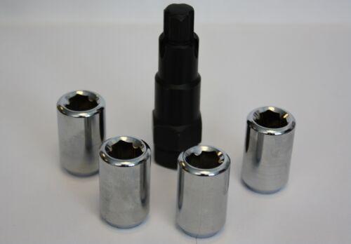LEXUS IS250 Cerchi In Lega Per Dadi Di Bloccaggio M12 x 1.5 sintonizzatore interno SlimLine