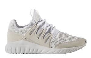 Adidas Men Tubular Radial (white   footwear white   light solid grey)