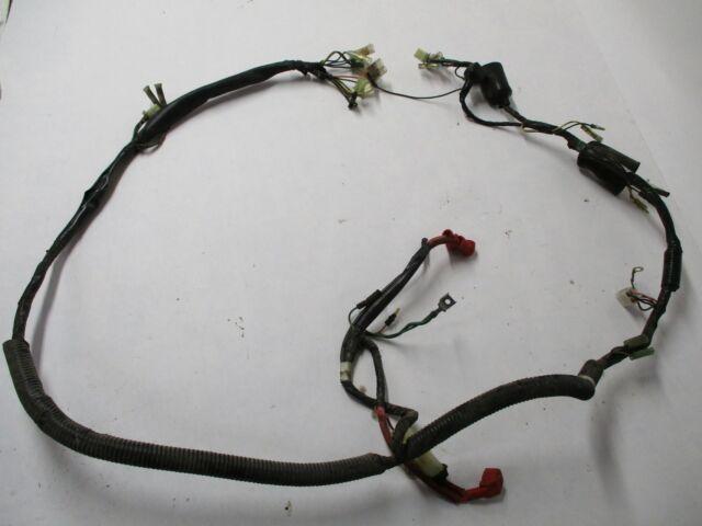 84 Honda Aero Nh80 NH 80 MD OEM Wire Harness Wiring Loom for sale online |  eBay | Aero Wiring Harness |  | eBay