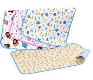 HOT Baby Kid Waterproof Bedding Diapering Sheet Jrotector Menstrual pad TB
