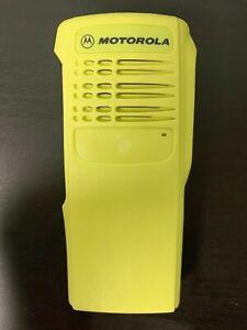 NEW 1580384L88 OEM Motorola Yellow Front Housing HT750 GP340 MTX950