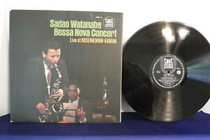 Sadao-Watanabe-Bossa-Nova-Concert-Live-Takt-Records-JAZZ-9-Jazz
