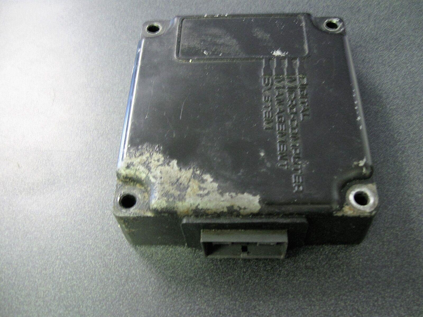 Mercury Außenbordmotor Steuereinheit 12 Montage Teilenummer 830046 12 Steuereinheit 2c65ce
