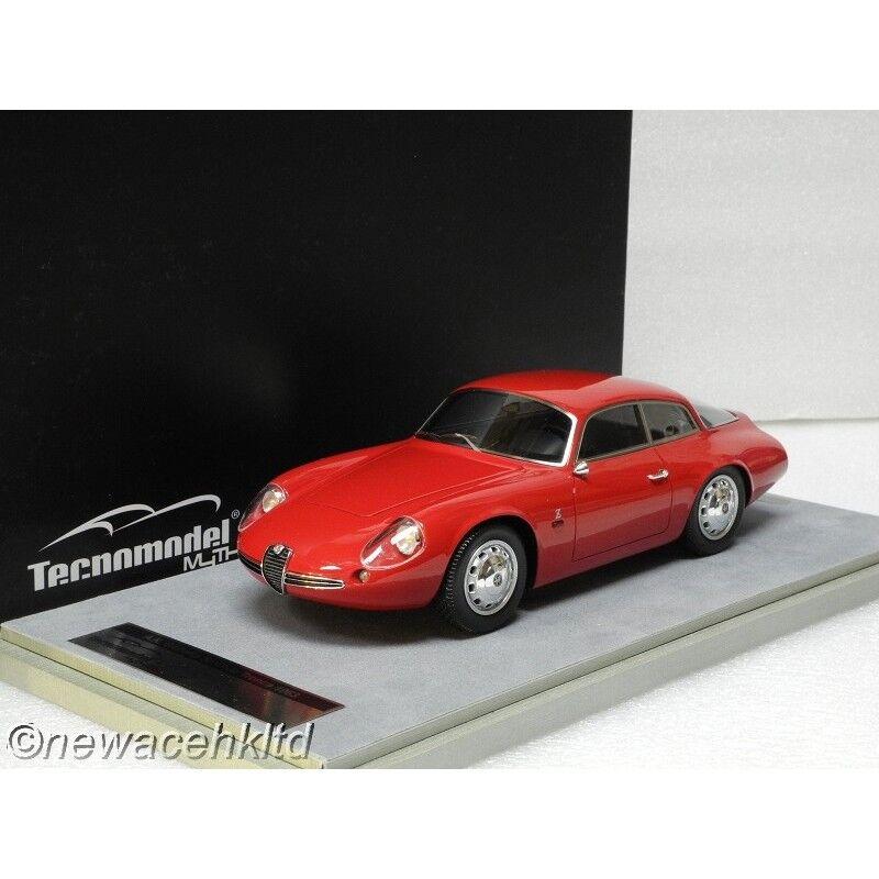 Alfa Romeo Giulietta SZ Coda Tronca Coupe Street Tecnomodel 1 18  TM18-71A