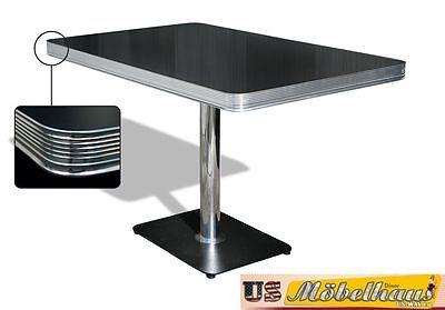 TO 22w American Dinertisch Esstisch Diner Tisch Gastronomie Möbel Fifties  Style
