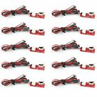 10x Mechanical End Stop Endstop Limit Switch+Cable For CNC 3D Printer RAMPS 1.4